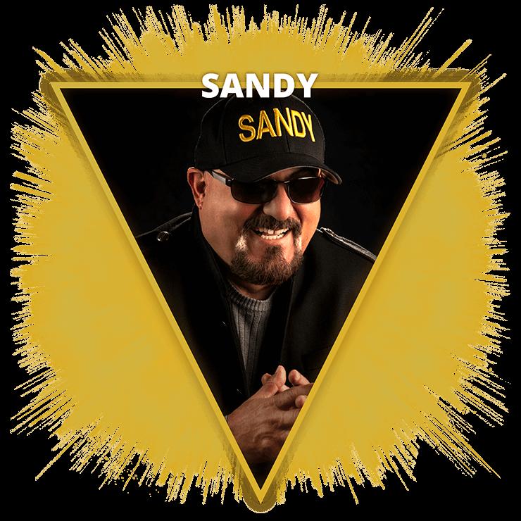 SANDY   Live on stage @ #LoCo