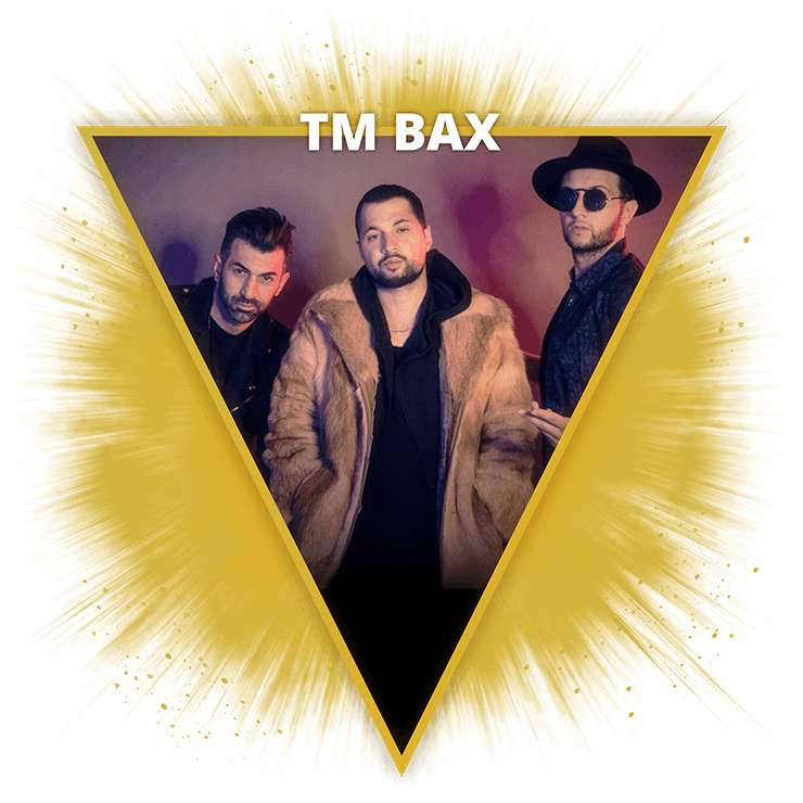 TM BAX   Live on stage @ #LoCo