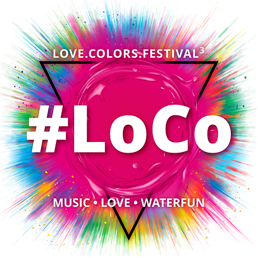 #LoCo | LOVE.COLORS.FESTIVAL³